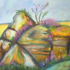 Top of Brimham by Susan Duffey