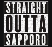 Sapporo Represent! by tuliptreetees