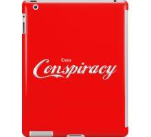 Enjoy Conspiracy iPad Case/Skin