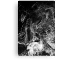 smokin V Canvas Print