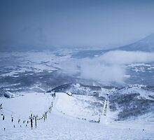 Niseko Skiing, Hokkaido, Japan by Bart The Photographer