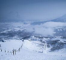 Niseko Skiing, Hokkaido, Japan by Bart The Photographer
