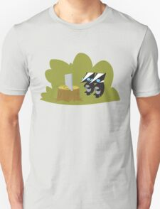 Gaming Badgers T-Shirt