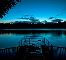 As the world reflects - Atherton Tablelands by iamwillcreative