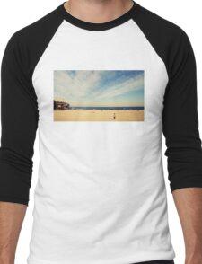 Tamarama Beach Men's Baseball ¾ T-Shirt