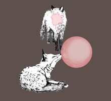 Bubblegum Foxes Unisex T-Shirt
