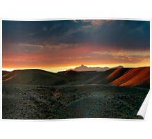 Rams Horn Peak #50 Poster