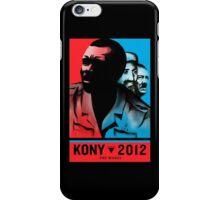 "Kony 2012 ""The Worst War Criminal"" Poster iPhone Case/Skin"