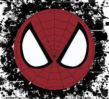 Spider Splatter by carlie27