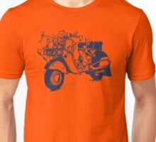 Mod Scooter - Quadrophenic! Unisex T-Shirt