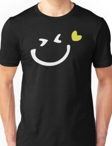 Cute smiley face Unisex T-Shirt