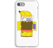 Banana Stand iPhone Case/Skin