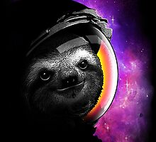 ASTROSLOTH 2015 - CHOOSE BLACK by MEDIACORPSE