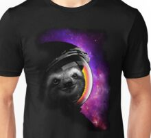 ASTROSLOTH 2015 - CHOOSE BLACK Unisex T-Shirt
