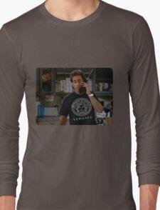 The timeless art of seduction Long Sleeve T-Shirt