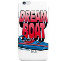 Dream Boat  iPhone Case/Skin