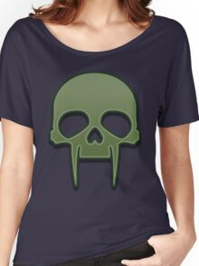 Guild Wars 2 Inspired Necromancer logo Women's Relaxed Fit T-Shirt
