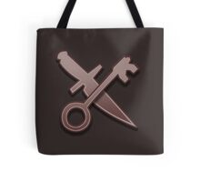Guild Wars 2 Inspired Thief logo Tote Bag