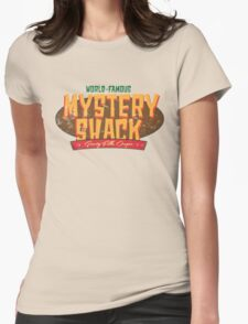 The Mystery Shack Womens Fitted T-Shirt