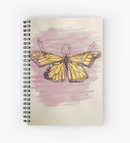 Stage Three Spiral Notebook