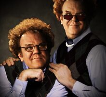 Brule Brothers Portrait Version 1 by tshirtsrus