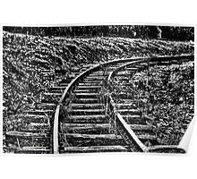 TRACK TO NOWHERE .... Poster