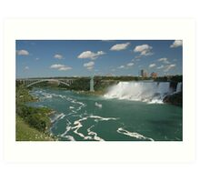 Breathtaking Site! Art Print