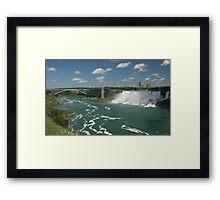 Breathtaking Site! Framed Print