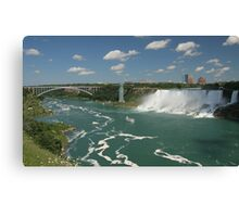 Breathtaking Site! Canvas Print