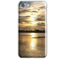 Shining waters iPhone Case/Skin