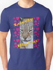 Big Cat & Colour. T-Shirt