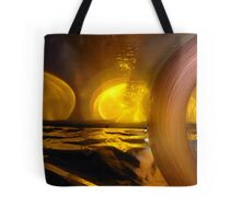 LAND OF THE GODS Tote Bag