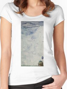 Windy Day Part 3 Women's Fitted Scoop T-Shirt
