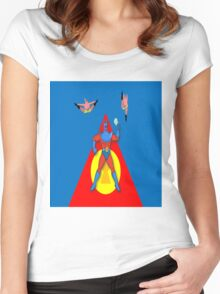 Man Ray & Patrick Women's Fitted Scoop T-Shirt