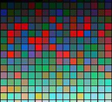 Color Grid 01 by AaronActive
