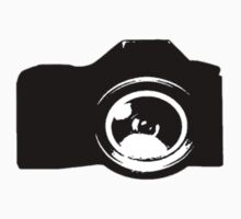 My Camera Tee One Piece - Long Sleeve