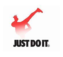 Shia LaBeouf Stretching Nike by hieuchar