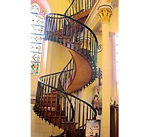 The Miraculous Stairway Photographic Print