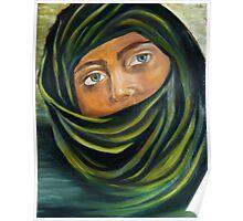 The Desert lady Poster