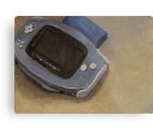 Gameboy Advance Metal Print