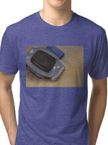 Gameboy Advance Tri-blend T-Shirt