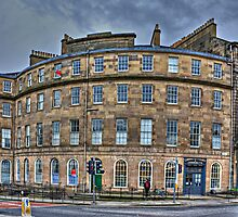 Canonmills Tenement by Tom Gomez
