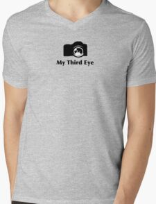 My Third Eye Tee Mens V-Neck T-Shirt