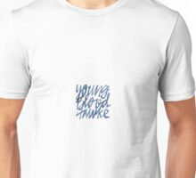 Youngblood Hawke BLUE Unisex T-Shirt