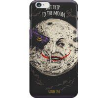 GOTHAM, WE HAVE A PROBLEM! iPhone Case/Skin