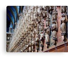 Angels statuary Canvas Print