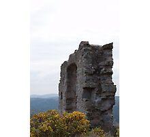 Burg At Flossenbürg 5 Photographic Print