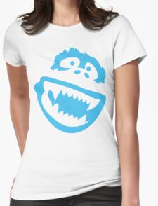 Abominable Womens Fitted T-Shirt