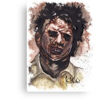 Head Cheese Canvas Print