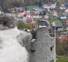 Burg At Flossenbürg 11 by Benjamin Sharp